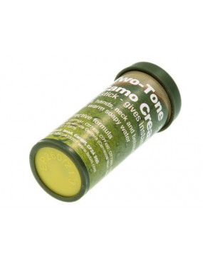 COLOR STICK FOR BLACK-GREEN CAMOUFLAGE 30g CL1481B [BCB299]