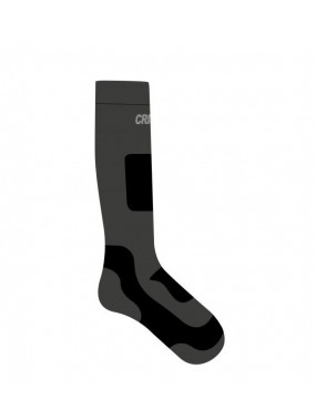 HIGH SOCKS CRISPI TACTICAL BLACK TG L FROM 44 TO 47 [9006090L]