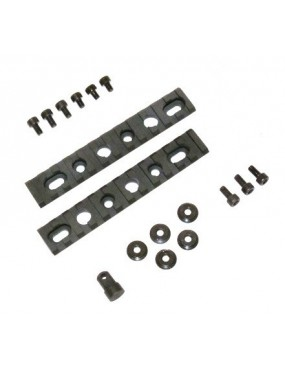 SET OF 2 GUARD RAILS FOR M4-M16 [605212]