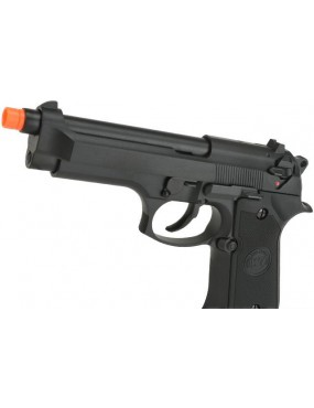 M92S BLACK SPECIAL COMBAT CO2 SCARRELLANTE FULL METAL [WE-051C]