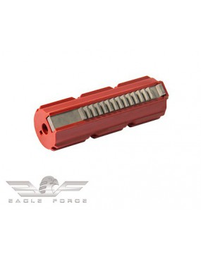EAGLE FORCE PISTON IN POLYCARBONATE WITH 14 STEEL TEETH [EF-005-037]
