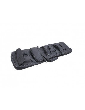 GFC ARMS GUN CASE 96 x 30 x 8 cm BLACK [POK-05-BLK]