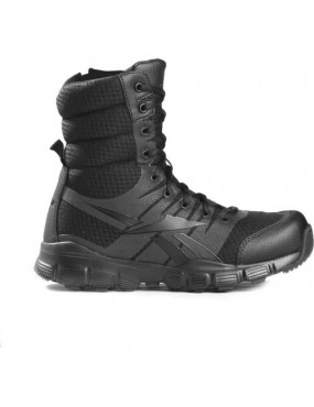 REEBOK DAUNTLESS ULTRA-LIGHT 8 INCH SIDE ZIP TACTICAL BOOT RB8720 TG 42...