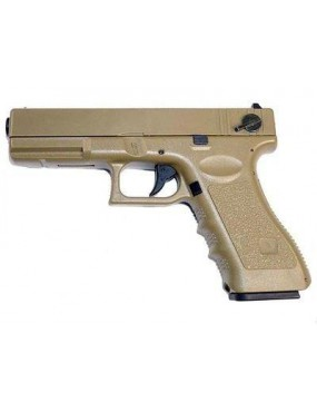 GLOCK G18C ELECTRIC GEAR BOX METAL SINGLE SHOT / BURST [CM030T]