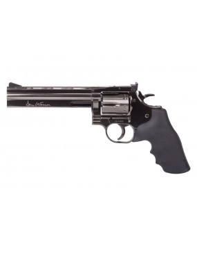 PISTOLA REVOLVER DAN WESSON 715 6 POLLICI STEEL GREY FULL METAL CO2 (18191)