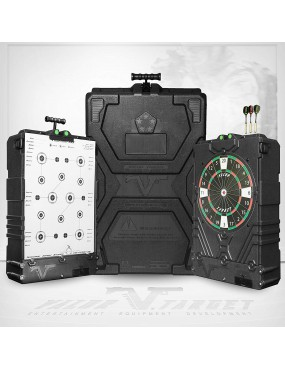 VTA - VALOR TARGET AIRSOFT - MULTIFUNKTIONALES AIRSOFT TARGET [AC]