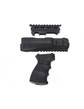 KIT GRIP + RIS AK47 CYMA [C49]