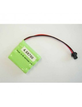 E-TANG POWER BATTERY 4.8 v X 700 mAh FOR ELECTRIC CHARGERS [4.8x700]