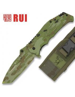 TACTICAL FOLDING KNIFE RUI 19776 CAMO [19776]