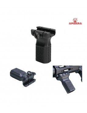 ARES AMOEBA BLACK FRONT HANDLE FOR M4 [AR-AMFG03]