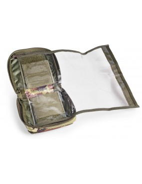 TACTICAL POCKET TOPOGRAPHIC MAP HOLDER OUTAC MAP POUCH TAN [OT-MPK03 CT]