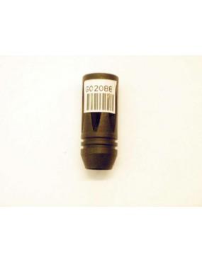 SPEGNIFIAMMA G&G NERO PER M4/M16/SCAR COMPATIBILE CON PASSO 14 MM [G02088]