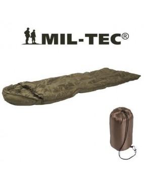 MIL-TEC COMMANDO GREEN SLEEPING BAG [14102021]