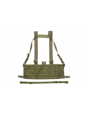 TATTICO INVADER GEAR MOLLE CHEST RIGS RANGER VERDE [16593]