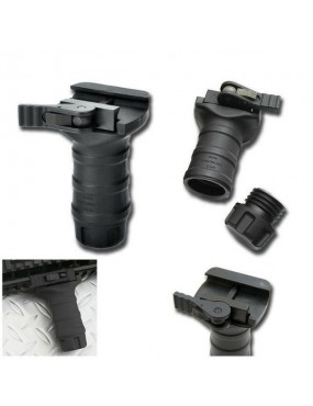 IMPUGNATURA TANGO DOWN SHORT HANDGRIP NERA BIG DRAGON [BD-3351]