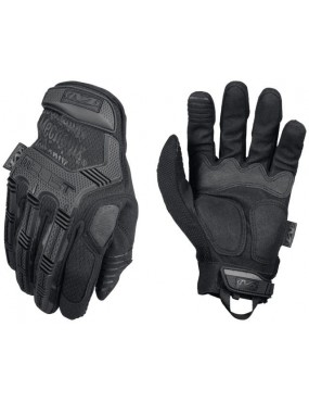 TACTICAL GLOVES M-PACT BLACK MECHANIX SIZE S [MX-MPT-55-008]