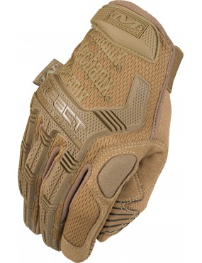 TACTICAL GLOVES M-PACT COYOTE MECHANIX SIZE S [MX-MPT-72-CT-008]