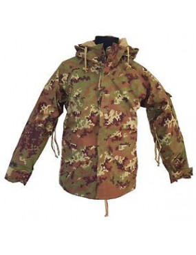 THREE-LAYER SHELL MIL-TEC WATERPROOF VEGETABLE PARKA SIZE S [10615042-902]