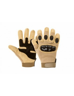 GUANTI RAPTOR INVADER GEAR COYOTE TAN E BLACK TAGLIA L [5753]