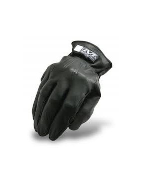 MECHANIX WEAR PERFORMANCE LEATHER DRIVER BLACK GLOVES SIZE M [PLD-05-009]