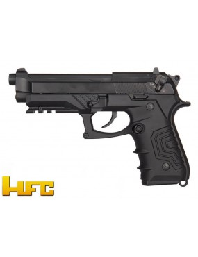 GAS PISTOL HFC B92SF TACTICAL GRIP FULL METAL BLOWBACK SINGLE-BURST [HG 173R]