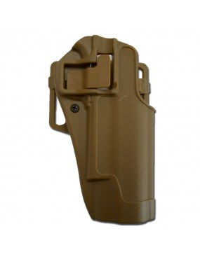 RIGID HOLSTER FOR 1911 TAN ROYAL [H19-T]