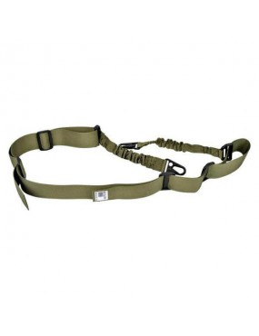 WOSPORT GREEN 2 POINT BELT [WO-SL08V]