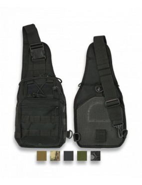 BACKPACK BARBARIC COLERE GREEN [34896-VE]