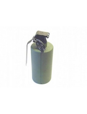 MK3 CYLINDRICAL FRAGMENTATION HAND GRENADE ROYAL GREEN [SY858G]
