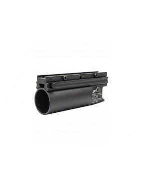 GRENADE LAUNCHER XM203 BLACK SHORT [BU-XM-203-S-BK]