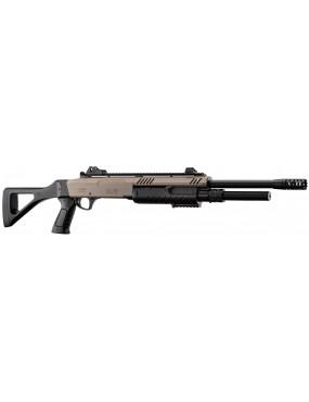 SPRING PUMP MULTI SHOT FABARM STF / 12-18 FDE BO MANUFACTURE [3001FDE]