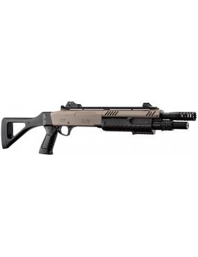 SPRING PUMP MULTI SHOT FABARM STF / 12-11 COMPACT FDE BO MANUFACTURE [3003FDE]