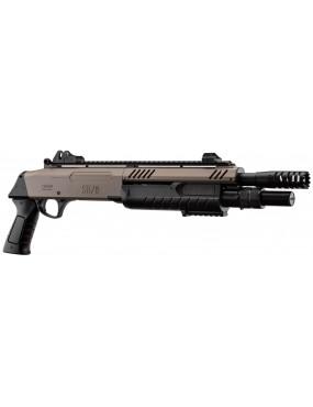 SPRING PUMP MULTI SHOT FABARM STF / 12-11 SHORT FDE BO MANUFACTURE MULTI SHOT...