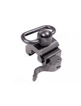 20 MM RIS STRAP ATTACHMENT IN METAL QUICK RELEASE SWISS ARMS [603647]
