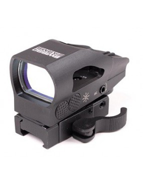 TACTICAL RED DOT WITH QUICK ATTACK AND 4 TYPES OF SIGHTS [263923]