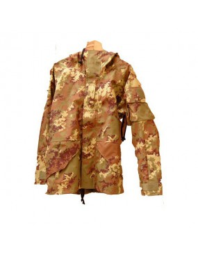 JACKET TG-M MIL-TEC RIP / STOP VEGETABLE WITH VELCRI (11933042-M)