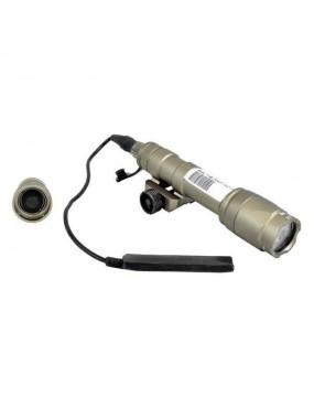 LED TORCH M600C RIS TAN ATTACK [EL-EX072T]