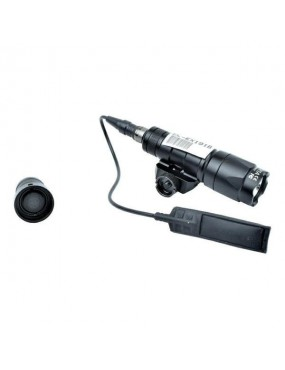 LED TORCH M300 MINI SCOUT LIGHT BLACK [EL-EX191B]