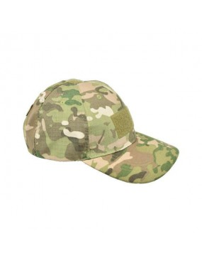 JS-TACTICAL HAT WITH MULTICAM VISOR [JSWAR-CAP-MUL]