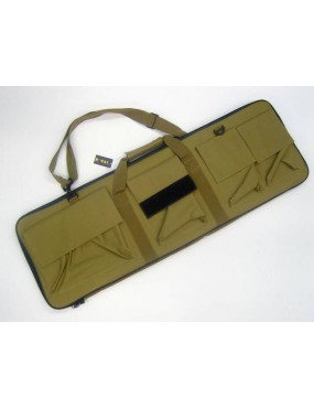 4-POCKET TAN SPEARGUN BAG 87X29  [B100TAN]