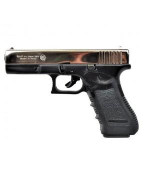 BRUNI GLOCK G17 CAL 9mm NIKEL [BR-G17C.9]