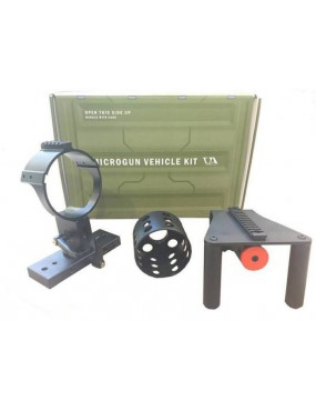 M132 ARMY CLASSIC MICRO MINIGUN VEHICLE MOUNT KIT [A670M]