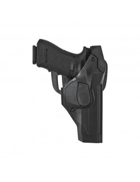 """VEGA HOLSTER DCH8 - """"DUTY CAMA"""" WITH 8K40 DOUBLE SAFETY THROUGH FOR PX4..."""