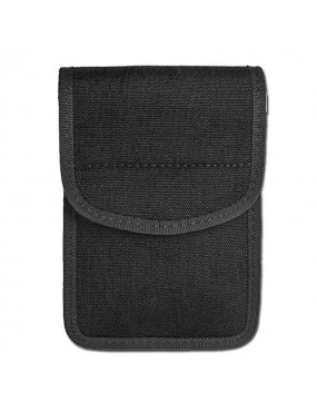 VEGA MULTIPURPOSE BAG MEDIUM 11x14cm BLACK COLOR [2G69N]