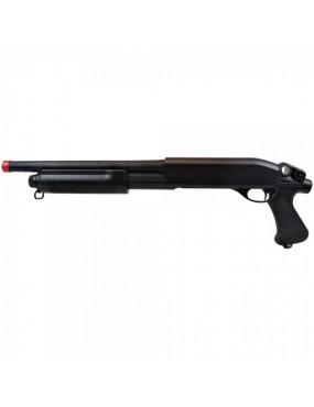 CYMA SHOTGUN 351 FULL METAL BLACK [CM351M]