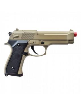 CYMA ELECTRIC GUN TYPE M92 TAN [CM126T]