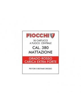 CARTUCCE DA MATTAZIONE FIOCCHI 380 [IC57]