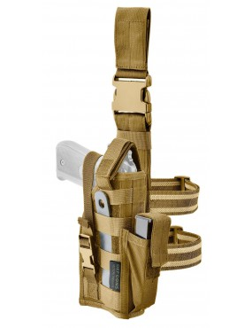 DEFCON 5 AMBIDEXTROUS THIGH HOLSTER [D5-GS08 CT]