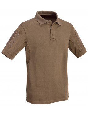 TACTICAL SHORT SLEEVE POLO SHIRT WITH POCKETS DEFCON 5 [D5-1771 CB XL]