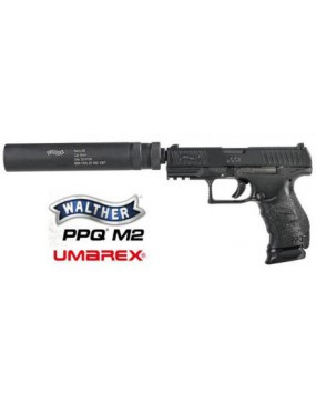 PISTOLA  CO2 PPQ M2 NAVY DUTY KIT WALTHER SCARRELLANTE UMAREX [2.5961-1-RM]